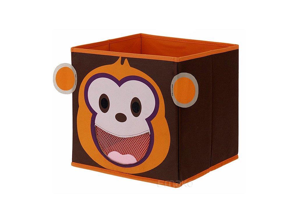 Kontejner na hračky ANIMAL DESIGNS