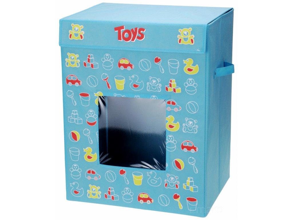 Kontejner na hračky, 83 l