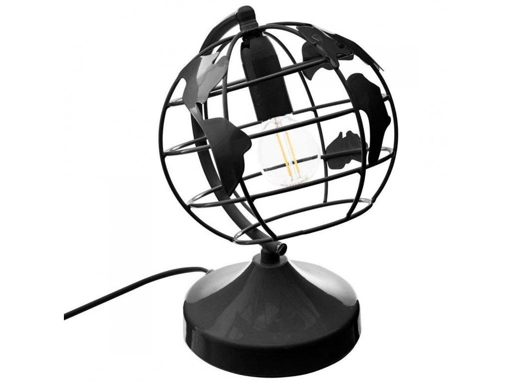 Dekorativni Lampa Globus Kov Emako Cz