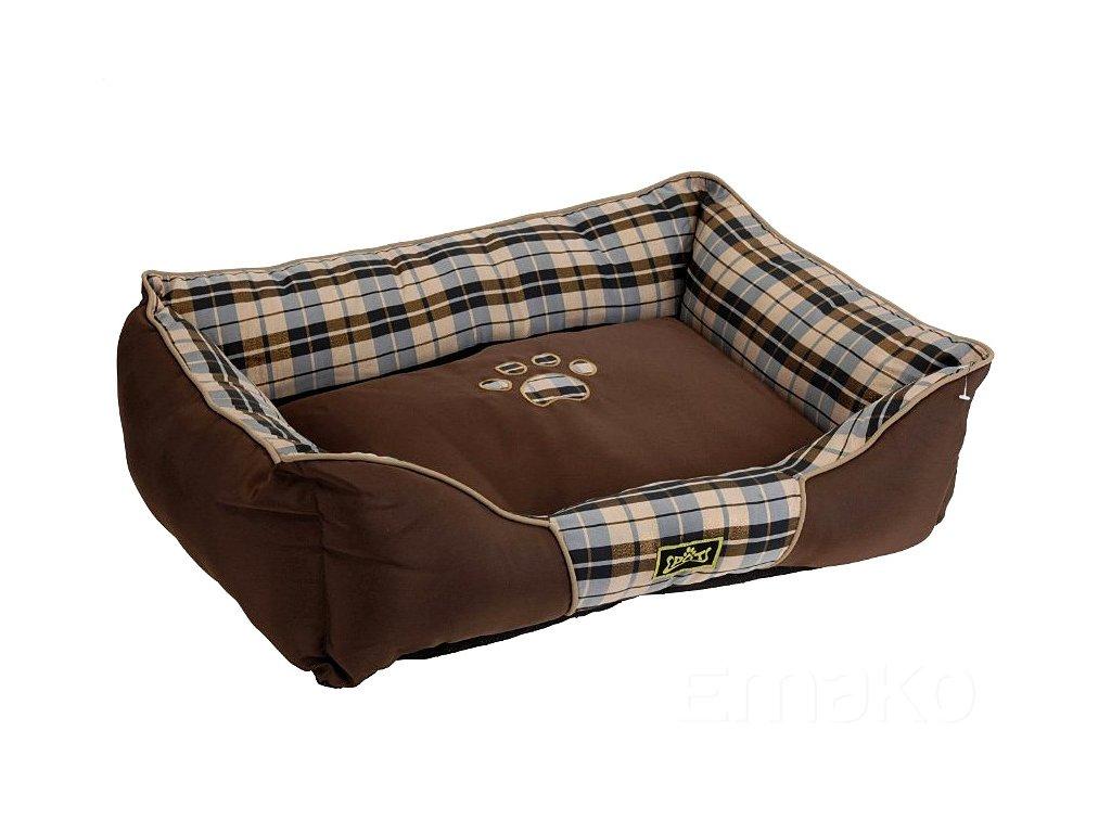 Pelíšek pro psy, kočky WOVEN DELUXE - velikost L
