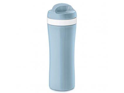 Dóza na chlazené nápoje OASE, 425 ml - barva modrá, KOZIOL