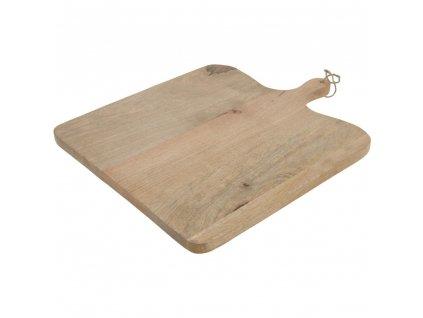 Prkénko na krájení potravin, servírování jídel MANGO - dřevo