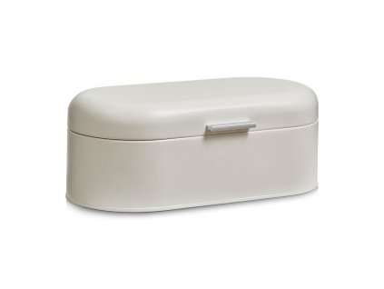 Chlebovka, kontejner na pečivo, 44x21x16 cm, krémová barva , ZELLER