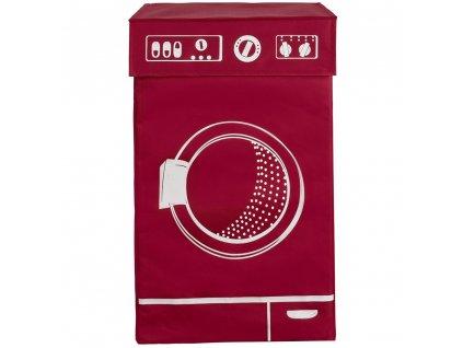 Nádoba na prádlo Lavo Red 77 l, WENKO