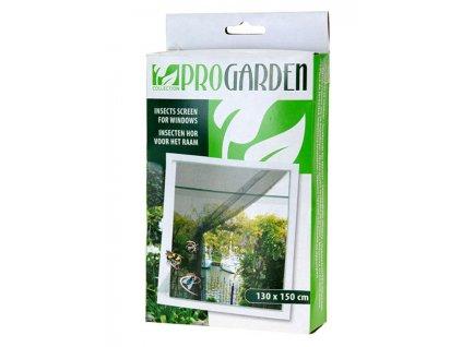 Okenní síť proti hmyzu - 130 x 150 cm