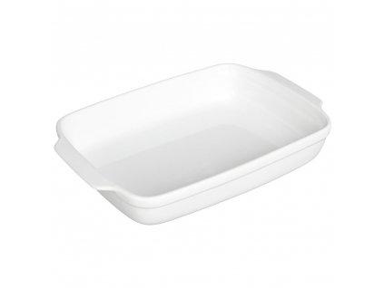 Keramické nádobí  žáruvzdorné, forma na dort, forma na chléb, obdélníková pečící forma, biskupský chlebíček, 36x25 cm