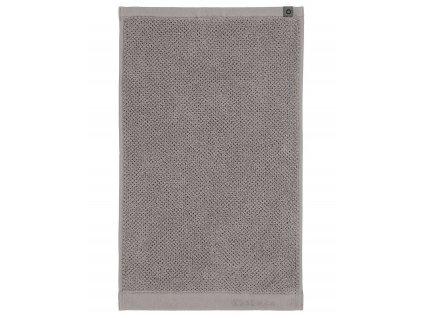 Koupací ručník, velký ručník, koupelny ručník,100% Bavlna, béžová barva, Essenza - 30x50