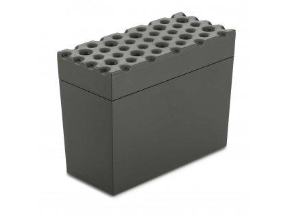 Kontejner na chleba BRØD - barva tmavě šedá, KOZIOL