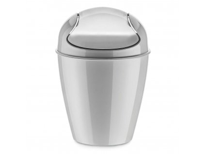 Odpadkový koš DEL XS, 2 l - barva šedá KOZIOL