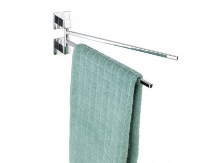 Dvouramenný držák na ručníky Formia s inovativním montážním systémem Exoress-Loc