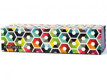 Pouzdro na brýle, elegantní ochranná krabička s výjimečným stylem