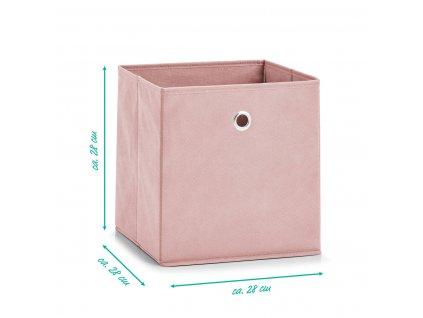 Textilní krabička, ZELLER
