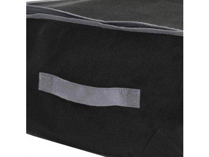 Vakuový sáček s krytem, velikost S, na oblečení a ložní prádlo