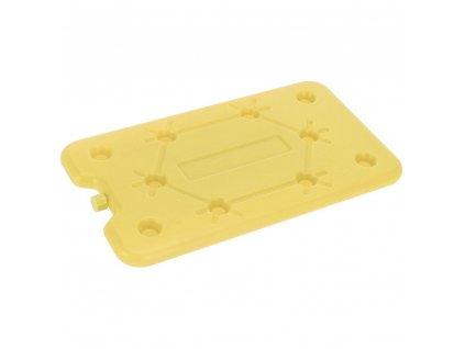 Chladicí kazeta pro turistické chladničky, XL, 25 x 14 cm, žlutá