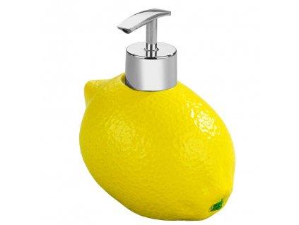 Dávkovač na mýdlo  LEMON - 300 ml, WENKO