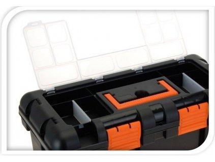 Box na nářadí, organizátor nástrojů