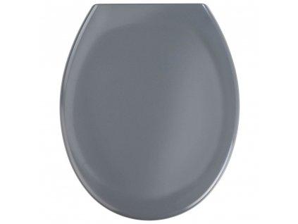 Prémiové toaletní sedátko Ottana WENKO, odolné toaletní sedátko s upevňovacím materiálem Fix-Clip Duroplast