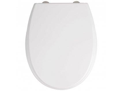 Toaletní sedátko FURLO z Duroplastu, toaletní příslušenství s funkcí Easy Close - WENKO
