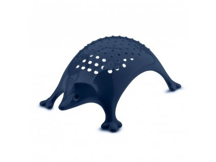 Plastické struhadlo na sýr v tmavě modré barvě KASIR, 15,3x6,6 cm, KOZIOL