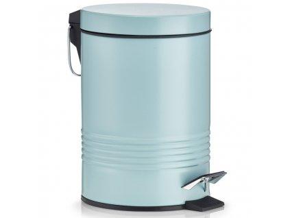 Odpadkový koš s víkem, odpadní kbelík v kanceláři, odpadní nádoba z koupelny.