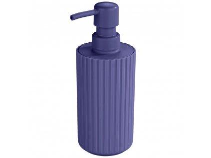 Dávkovač na tekuté mýdlo, gel, Minas, fialová, VENKO