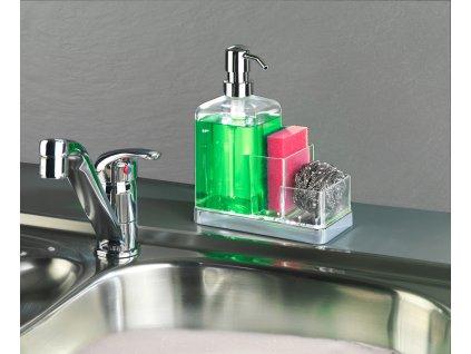 Kuchyňská sada pro mytí nádobí, 3v1, WENKO