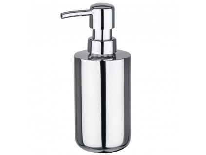 Dávkovač na mýdlo ONNA - nerezová ocel, WENKO