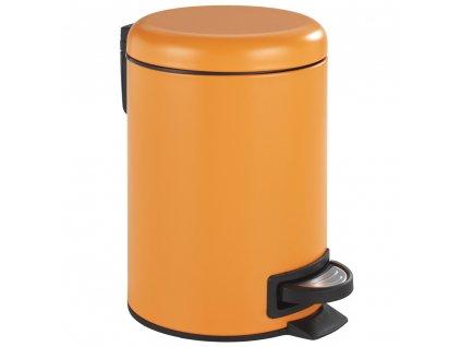 Koupelnový koš  LEMAN, odpadkový koš, 3 l, WENKO
