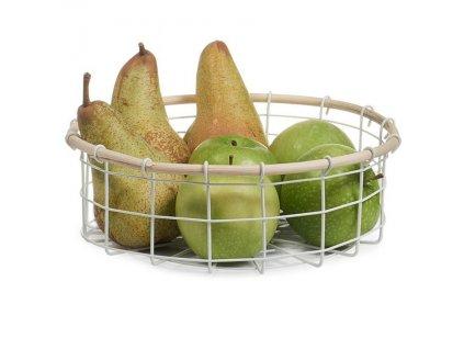 Kulatý koš na ovoce, O 24 cm, ZELLER