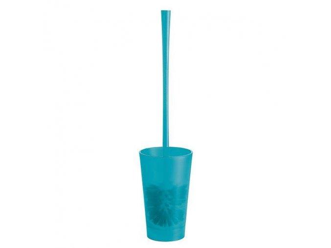 Nádoba na WC RIO - barva modrá, KOZIOL
