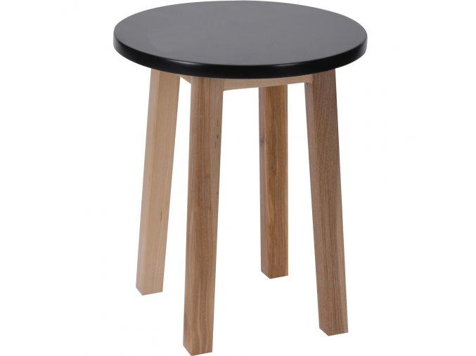 Taburet - stolek kávový, Ø 24 cm
