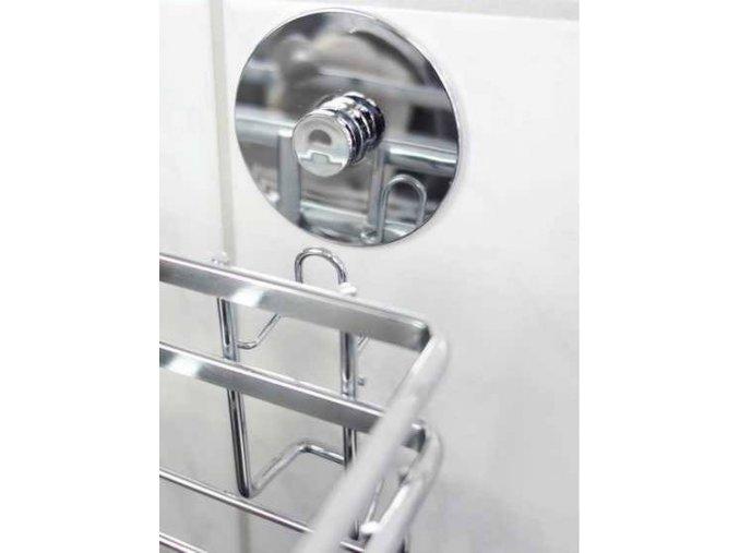 Držák TurboFix na WC štětka + WC štětka, WENKO