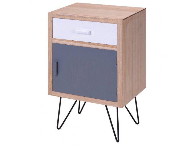 Noční skříň - skladování, pomocník