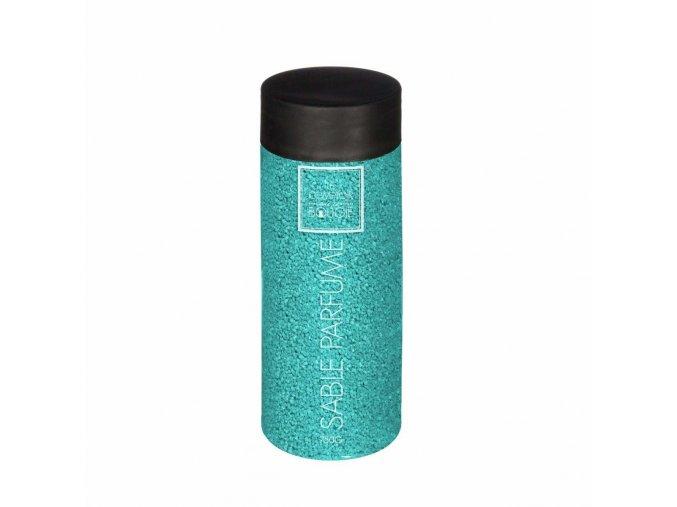 Dekorativní písek na vázy, dekorace, 750 g, kokosová vůně