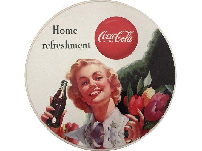 Kruhová nádoba Coca-Cola Emako