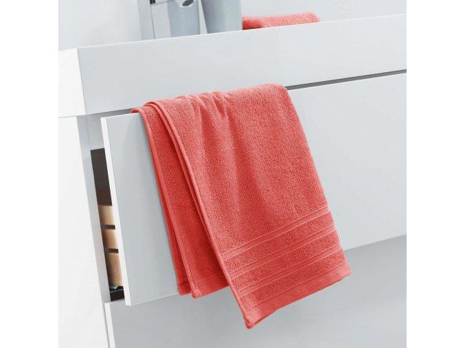 Korálový ručník VITAMINE 50 x 90 cm