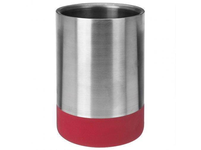 Stojan COOLER pro chlazení alkoholu, kovová nádoba