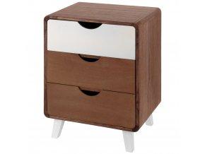 Skříňka se 3 zásuvkami - úložný prostor Home Styling Collection