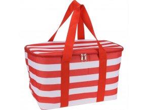 Tepelný, skládací koš - nákupní taška, piknik, 20 l Emako