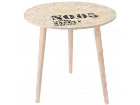 Příležitostný stolek CARGO - Ø 50 cm
