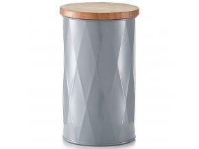 Kovová nádoba s víkem, Ø 13 cm, ZELLER