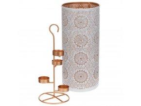 Stojan na čajové svíčky, lampion 30 cm