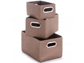 Box pro skladování 3 ks, ZELLER