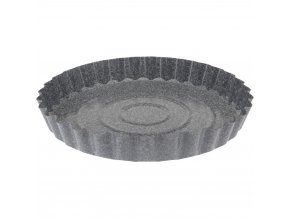 Keramické nádobí žáruvzdorné pro zapékání, kulaté, uhlíková ocel, Ø 28 cm La Cucina