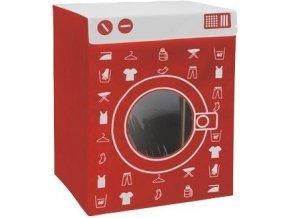 Kontejner na špinavé prádlo WASHING MACHINE, 100 l, XL