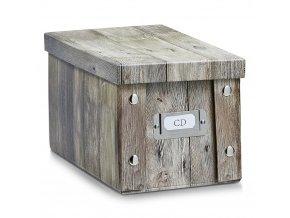 Box na CD disky, ZELLER