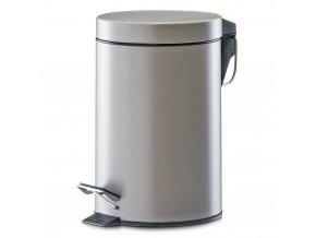 Koupelnový koš,  odpadkový koš - 3 l, ZELLER