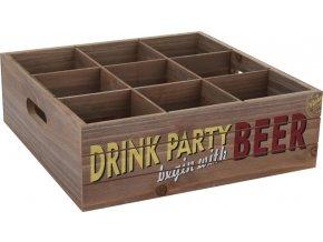 Podnos k servírování nápojů DRINK PARTY