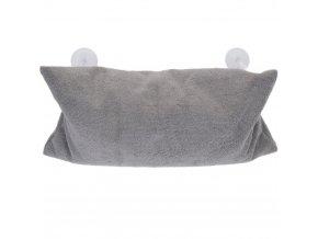 Polštář relaxační do vany na přísavky