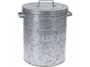 Koupelnový koš, odpadkový koš, kov Emako